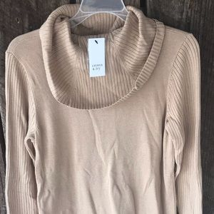 Crown and ivy sweater NWT size PP petite petite
